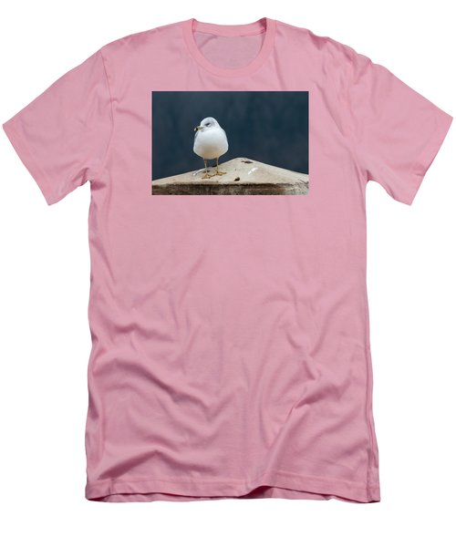 Ring Bill Men's T-Shirt (Slim Fit) by Joe Scott