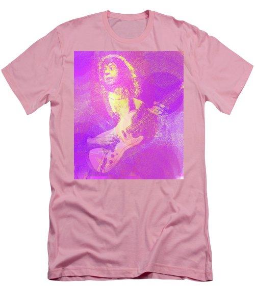 Ritchie Blackmore  Men's T-Shirt (Athletic Fit)