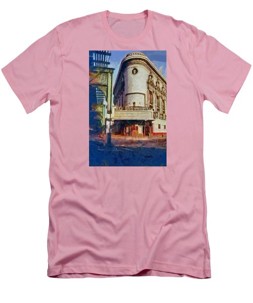 Rko Bushwick Theater 1974 Men's T-Shirt (Athletic Fit)