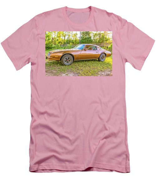Men's T-Shirt (Slim Fit) featuring the photograph Rocky Drive by Brian Wright