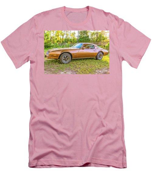 Rocky Drive Men's T-Shirt (Athletic Fit)