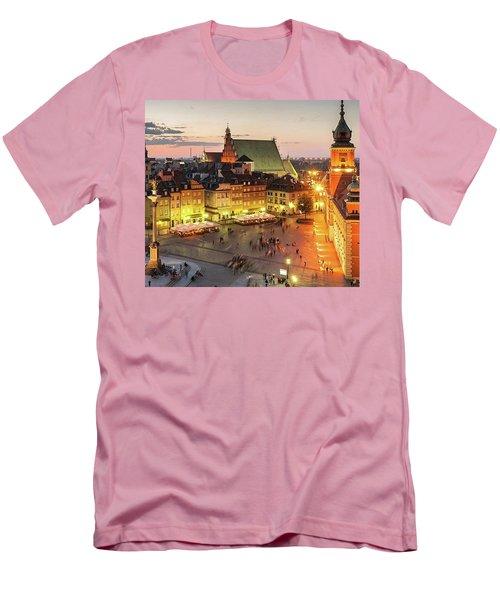 Rome Men's T-Shirt (Athletic Fit)