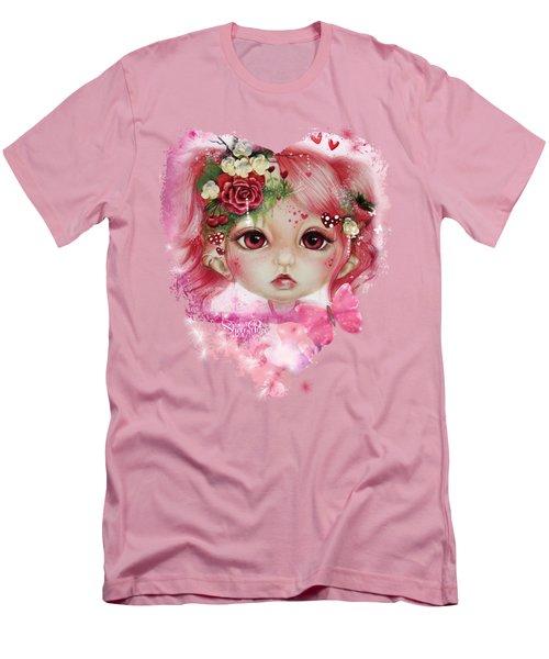 Rosie Valentine - Munchkinz Collection  Men's T-Shirt (Athletic Fit)