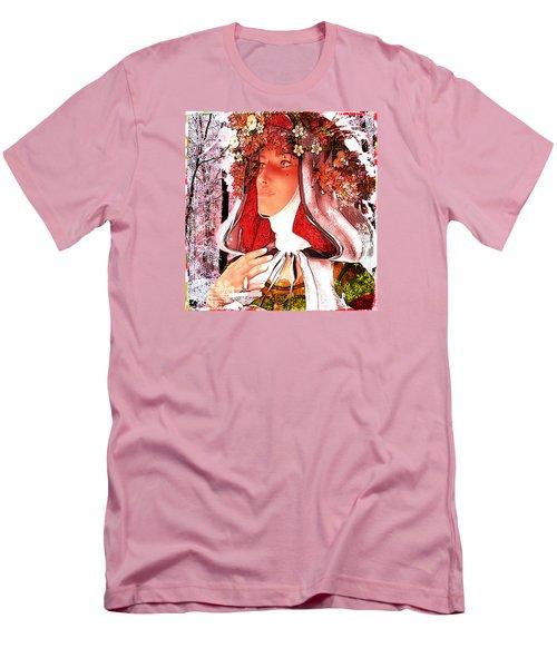 Saint Rose Of Lima Noel Men's T-Shirt (Athletic Fit)