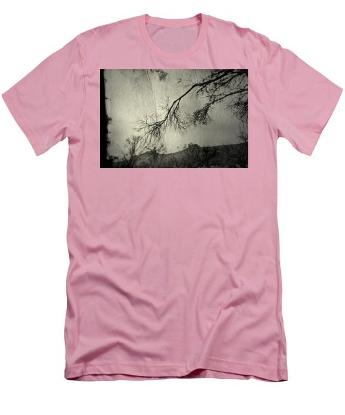 Men's T-Shirt (Slim Fit) featuring the photograph Show Me  by Mark Ross