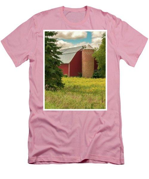 Silent Sentry Men's T-Shirt (Athletic Fit)