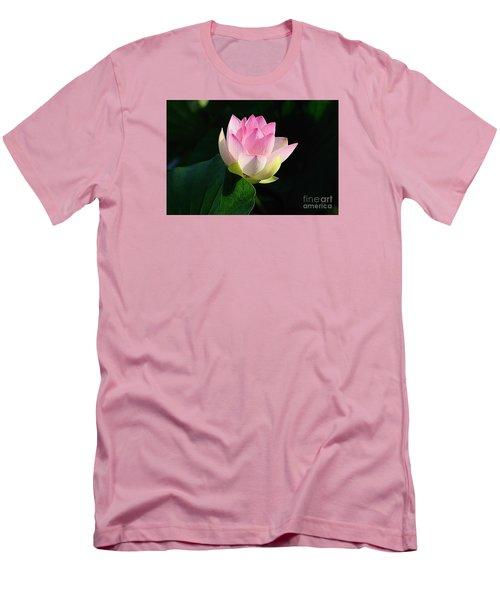 Soft Light  Men's T-Shirt (Slim Fit) by John S