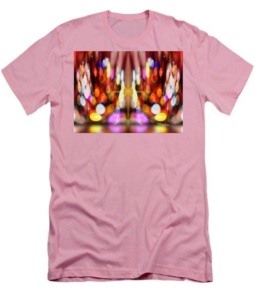 Sparkles #8885_2 Men's T-Shirt (Athletic Fit)
