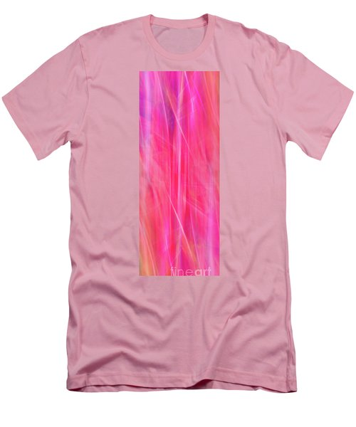 Spider Lily Mix Men's T-Shirt (Athletic Fit)