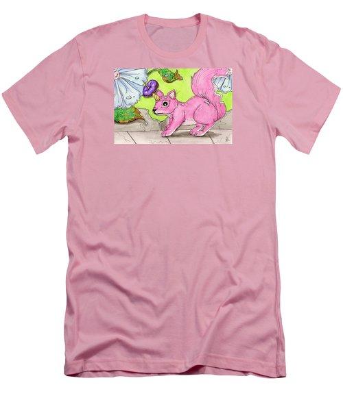 Squirrelicorn Men's T-Shirt (Athletic Fit)