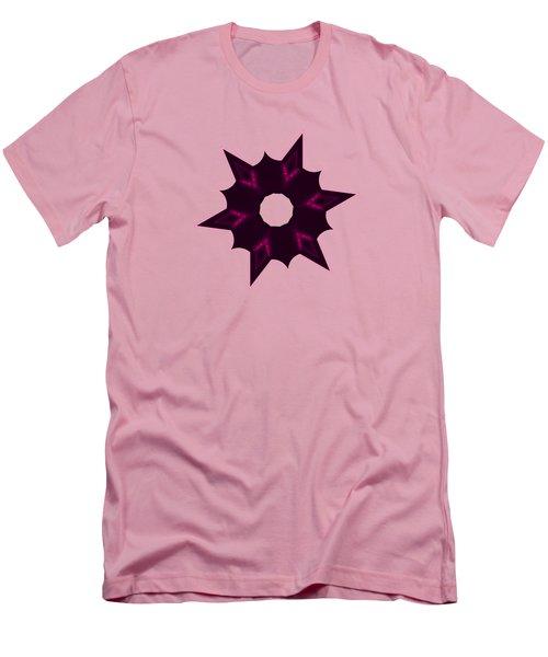 Star Record No. 7 Men's T-Shirt (Slim Fit) by Stephanie Brock