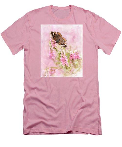 Summer Daze Men's T-Shirt (Slim Fit) by Betty LaRue