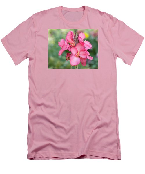 Men's T-Shirt (Athletic Fit) featuring the photograph Summer In Color  by Julie Andel