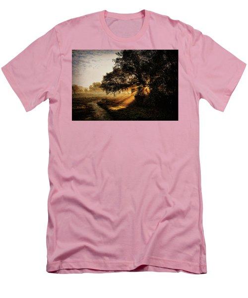 Sunbeam Sunrise Men's T-Shirt (Athletic Fit)