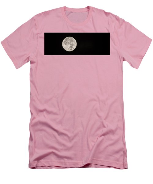 Supermoon Men's T-Shirt (Athletic Fit)