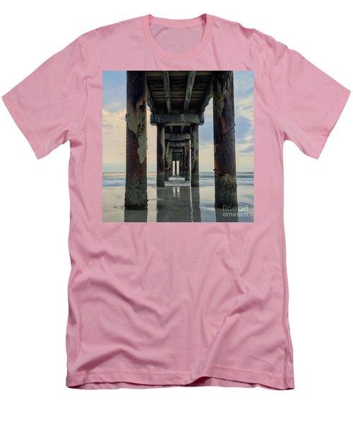 Surreal Sunday Sunrise Men's T-Shirt (Athletic Fit)