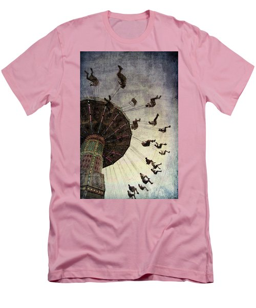 Swirling.... Men's T-Shirt (Slim Fit) by Russell Styles