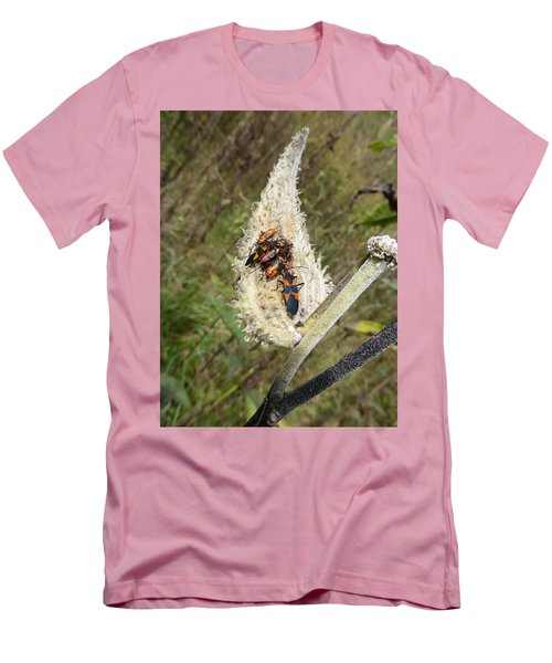 Men's T-Shirt (Athletic Fit) featuring the photograph Symbiosis by Joel Deutsch