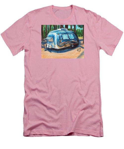 Tahoe Stream Men's T-Shirt (Athletic Fit)