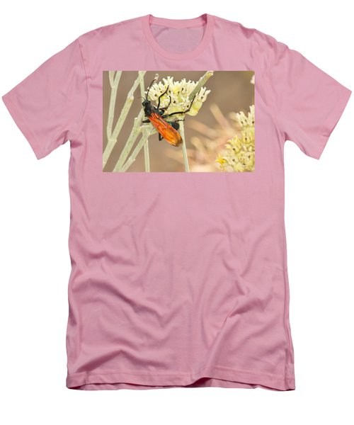 Tarantula Hawk Men's T-Shirt (Slim Fit) by Sean Griffin