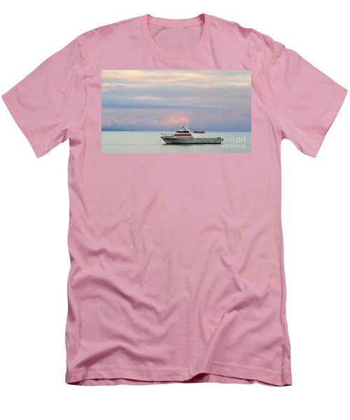 Men's T-Shirt (Slim Fit) featuring the photograph Tasha's Choice by Stephen Mitchell