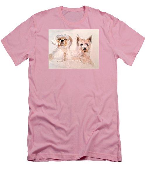 The Boys Men's T-Shirt (Slim Fit) by Larry Hamilton