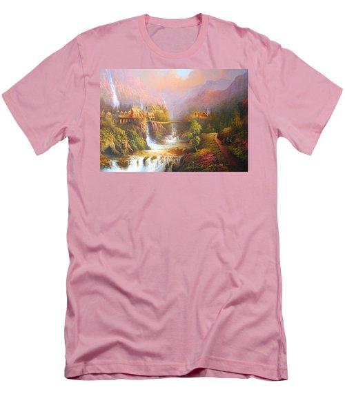 The Elves Kingdom Men's T-Shirt (Athletic Fit)