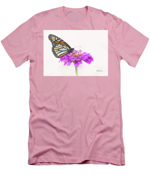 The Garden's Visitor Men's T-Shirt (Athletic Fit)