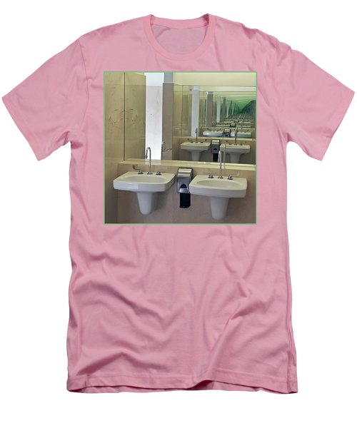 The Looking Glass Men's T-Shirt (Slim Fit) by Christopher McKenzie