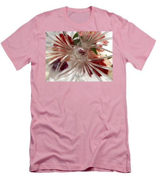 Think Outside The Vase #8801_0 Men's T-Shirt (Slim Fit) by Barbara Tristan