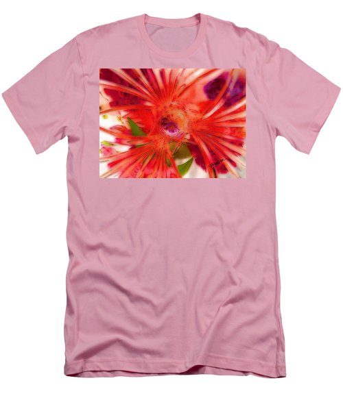 Think Outside The Vase #8801_1 Men's T-Shirt (Slim Fit) by Barbara Tristan