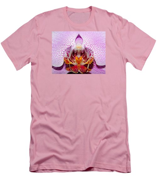 Throat Of An Orchid Men's T-Shirt (Athletic Fit)