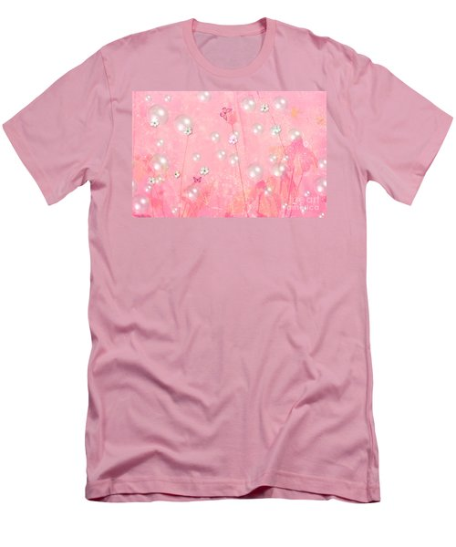 Touch Me In The Morning Men's T-Shirt (Slim Fit) by Sherri's Of Palm Springs