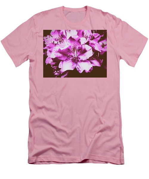 Ultraviolet Men's T-Shirt (Slim Fit) by Karen Stahlros