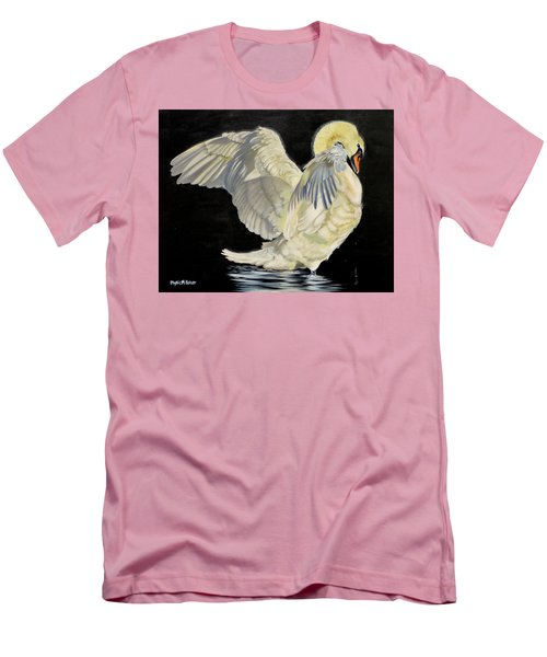 Unfolding Drama Men's T-Shirt (Athletic Fit)