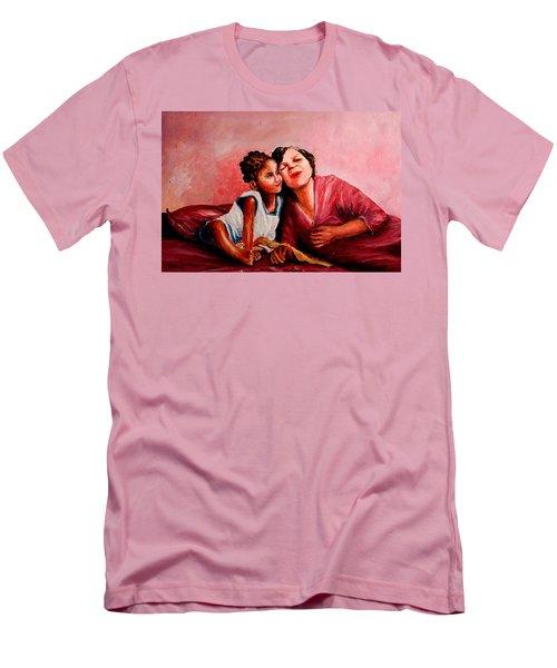 Unlimited Love Men's T-Shirt (Athletic Fit)