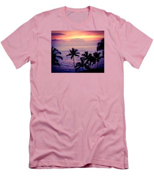 Vintage Hawaii Men's T-Shirt (Slim Fit) by Russell Keating