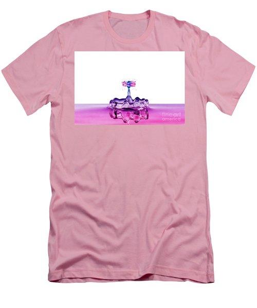 Water-king Men's T-Shirt (Slim Fit) by Mathias Janke