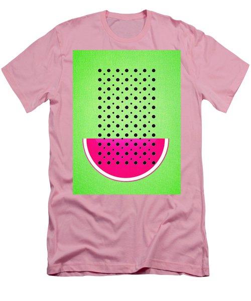 Watermelon Men's T-Shirt (Athletic Fit)