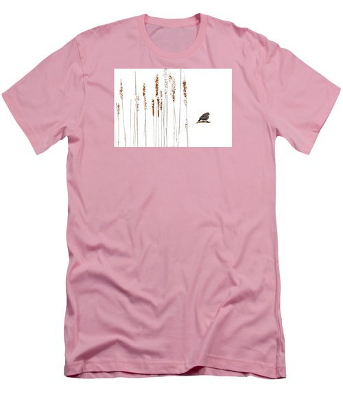 Winter Came Suddenly Men's T-Shirt (Slim Fit) by Andrea Kollo