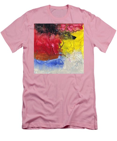 Wounded Men's T-Shirt (Slim Fit) by Phil Strang
