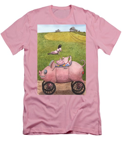 Yo, Christina Men's T-Shirt (Athletic Fit)