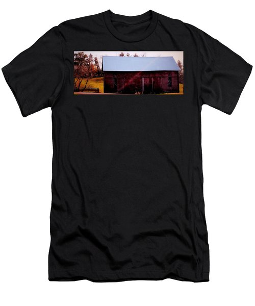 Autumn Barn Men's T-Shirt (Athletic Fit)