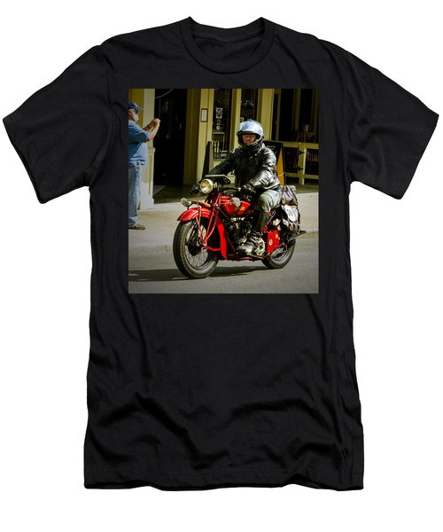 # 70 Rolls In To Cape G'. Men's T-Shirt (Athletic Fit)