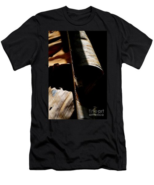 A Little Light In The Darkness Men's T-Shirt (Athletic Fit)