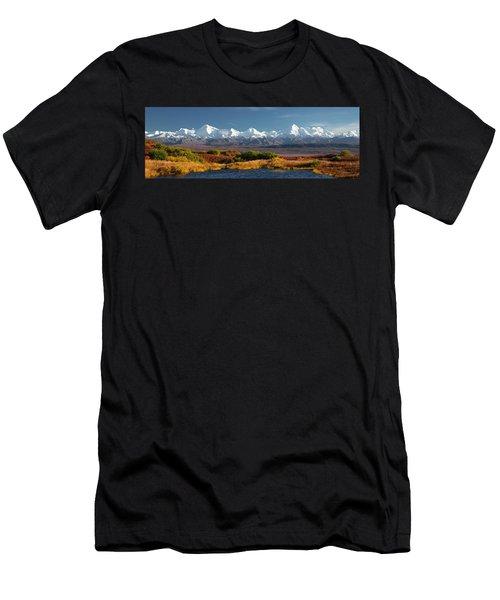 Denali's Path Men's T-Shirt (Athletic Fit)
