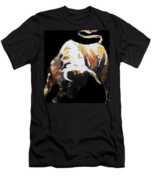 B  L  A  C  K   .   T  O  R  O  Men's T-Shirt (Athletic Fit)