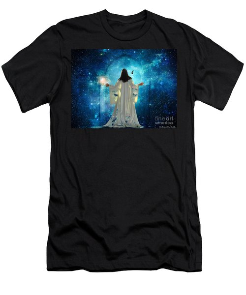 Heavens Door Men's T-Shirt (Athletic Fit)