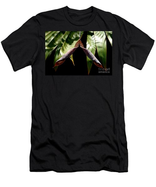 Husk Men's T-Shirt (Slim Fit) by Michelle Meenawong