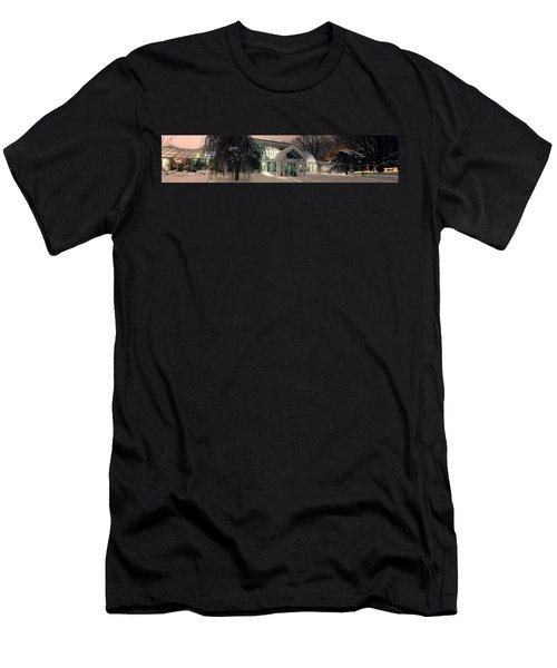 Lamberton Conservatory Men's T-Shirt (Slim Fit) by Richard Engelbrecht